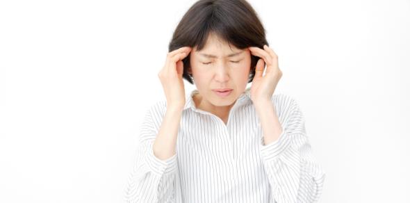 頭痛(頭が痛い)